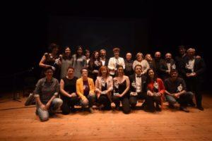 'Todo canto fomos', de Xosé Monteagudo, e 'O cuarto das abellas', de Antía Otero, trunfan na Gala do Libro 2017